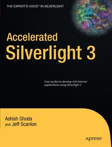 Accelerated Silverlight 3 (Paperback)-cover