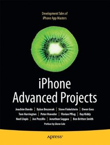 iPhone Advanced Projects-cover