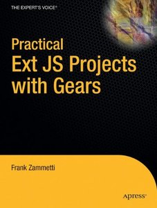 Practical Ext JS Projects with Gears (Practical Projects)-cover
