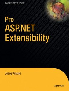 Pro ASP.NET Extensibility (Paperback)-cover
