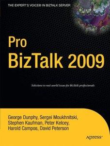 Pro BizTalk 2009, 2/e (Paperback)-cover
