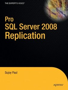 Pro SQL Server 2008 Replication, 2/e (Paperback)-cover