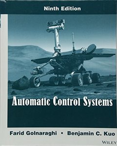 Automatic Control Systems, 9/e (Hardcover)-cover