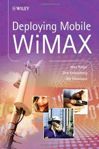 Deploying Mobile WiMAX (Hardcover)-cover