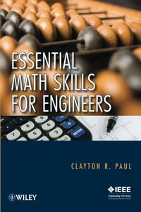 Essential Math Skills for Engineers (Paperback)-cover