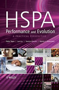 HSPA Performance and Evolution: A practical perspective (Hardcover)-cover