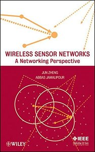 Wireless Sensor Networks: A Networking Perspective (Hardcover)-cover