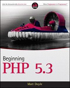 Beginning PHP 5.3 (Paperback)
