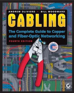 Cabling: The Complete Guide to Copper and Fiber-Optic Networking, 4/e (Paperback)-cover
