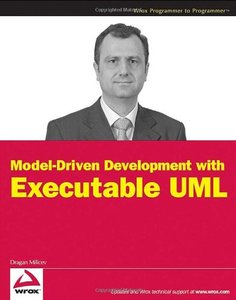 Model-Driven Development with Executable UML (Paperback)-cover