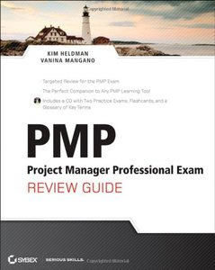 PMP: Project Management Professional Exam Review Guide (Paperback)-cover