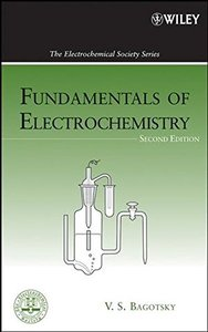 Fundamentals of Electrochemistry, 2/e (Hardcover)-cover