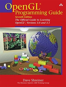OpenGL Programming Guide: The Official Guide to Learning OpenGL, Versions 3.0 and 3.1, 7/e (Paperback)-cover
