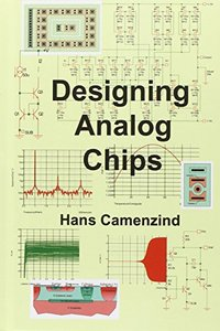 Designing Analog Chips (Hardcover)-cover