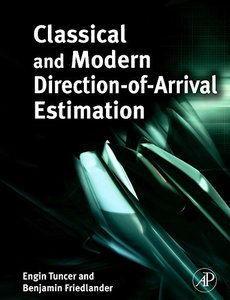 Classical and Modern Direction-of-Arrival Estimation (Hardcover)-cover