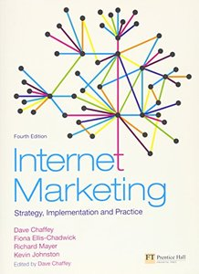 Internet Marketing: Strategy, Implementation and Practice, 4/e (Paperback)-cover