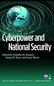 Cyberpower and National Security (Paperback)-cover