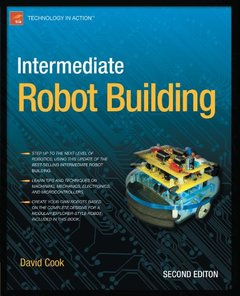 Intermediate Robot Building, 2/e (Paperback)-cover