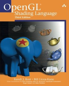 OpenGL Shading Language, 3/e (Paperback)-cover