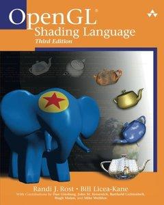 OpenGL Shading Language, 3/e (Paperback)-cover