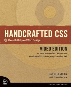 Handcrafted CSS: More Bulletproof Web Design, Video Edition (Paperback)