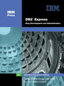 DB2 Express: Easy Development and Administration (Paperback)-cover