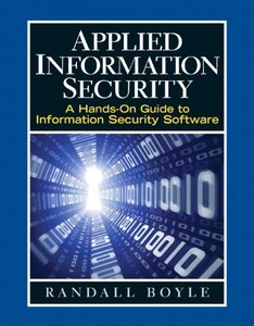Applied Information Security (Paperback)-cover