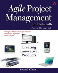 Agile Project Management: Creating Innovative Products, 2/e (Paperback)-cover