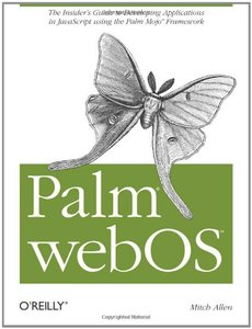 Palm webOS (Paperback)-cover