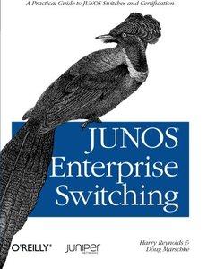 JUNOS Enterprise Switching (Paperback)-cover