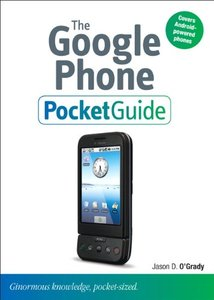 The Google Phone Pocket Guide (Paperback)-cover