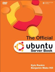 The Official Ubuntu Server Book (Paperback)-cover