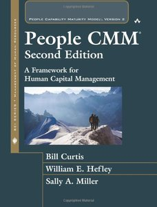 The People CMM: A Framework for Human Capital Management, 2/e (Hardcover)-cover