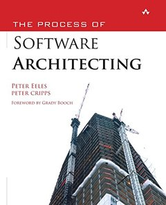 The Process of Software Architecting (Paperback)-cover