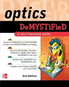 Optics Demystified (Paperback)-cover