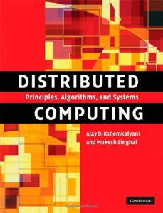 Distributed Computing: Principles, Algorithms, and Systems (Hardcover)-cover