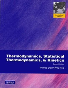Thermodynamics, Statistical Thermodynamics, and Kinetics, 2/e (IE-Paperback) (美國版ISBN: 0321615034)-cover