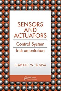 Sensors and Actuators: Control System Instrumentation (Hardcover)-cover