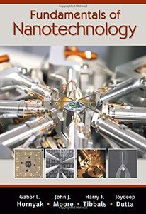 Fundamentals of Nanotechnology (Hardcover)-cover