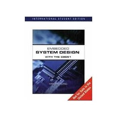 Embedded System Design with C8051 (Paperback)-cover