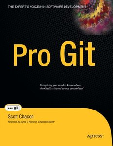 Pro Git (Paperback)-cover