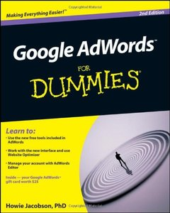 Google AdWords For Dummies, 2/e (Paperback)