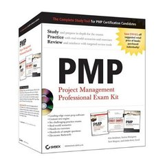 PMP: Project Management Professional Exam Certification Kit (Paperback)-cover