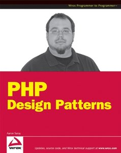 Professional PHP Design Patterns (Paperback)-cover