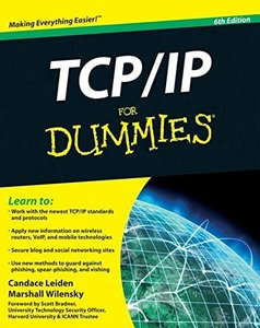 TCP/IP For Dummies, 6/e (Paperback)