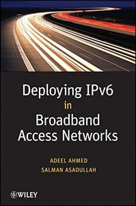 Deploying IPv6 in Broadband Access Networks (Paperback)-cover
