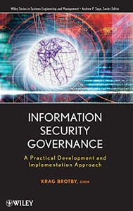 Information Security Governance (Hardcover)