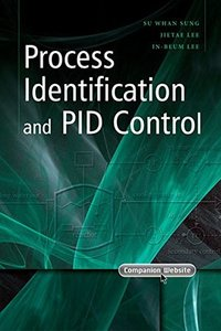 Process Identification and PID Control (Hardcover)-cover