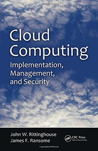 Cloud Computing: Implementation, Management, and Security (Hardcover)-cover