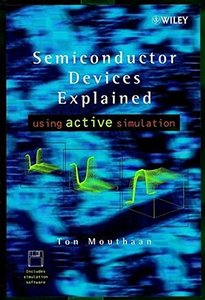 Semiconductor Devices Explained: Using Active Simulation (Hardcover)-cover
